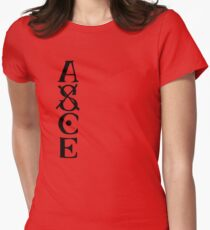 Portgas D. Ace Women's Fitted T-Shirt