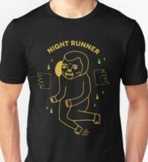 Night Runner Camiseta unisex