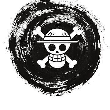 Strawhat Pirate by whitedesigner