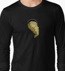 Anomaly & Astronaut - Space Maggot (INside) Long Sleeve T-Shirt