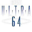 Nintendo Ultra 64 Logo by CDSmiles
