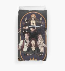No harm ever came from reading a book Duvet Cover