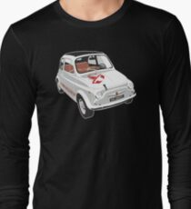 Fiat Abarth 595 Long Sleeve T-Shirt