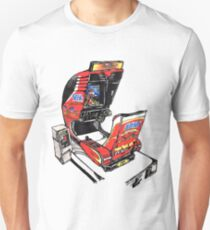 OutRun Cabinet Unisex T-Shirt