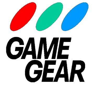 Game Gear Logo by CDSmiles