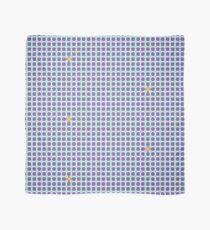Purple & Orange Tessellation Tiles Scarf