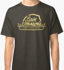 cave johnson's combustible lemons Classic T-Shirt