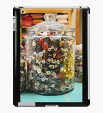 Button Jar iPad Case/Skin