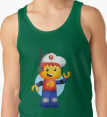 Pepper Roni Tank Top