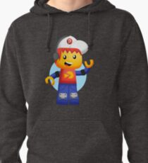 Pepper Roni Pullover Hoodie