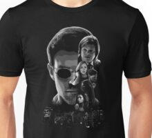 The Portrait of Hell's Kitchen Unisex T-Shirt