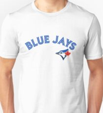 Toronto Blue Jays Wordmark with logo T-Shirt