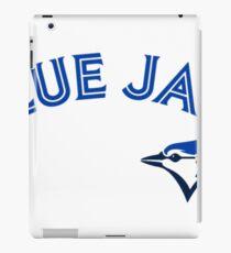 Toronto Blue Jays Wordmark with logo iPad Case/Skin