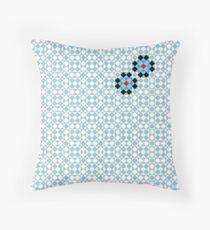 Math Tessellation Pattern Throw Pillow