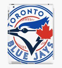 Toronto Blue Jays logo iPad Case/Skin