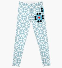 Math Tessellation Pattern Leggings