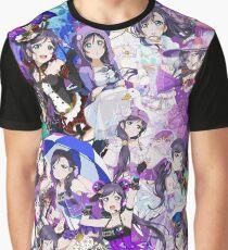 Nozomi überall Grafik T-Shirt