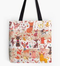 Ancient Chihuahuas Tote Bag