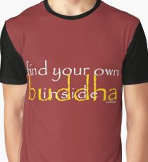find buddha Graphic T-Shirt