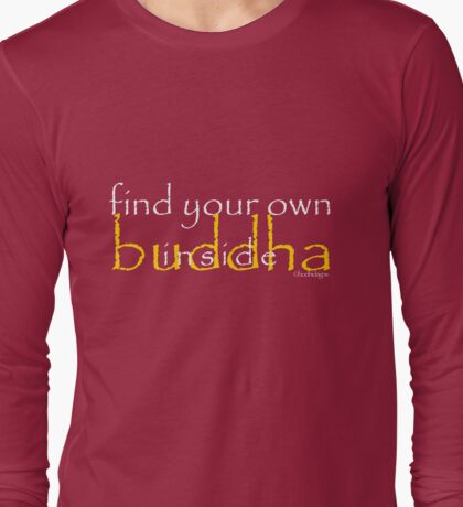 find buddha T-Shirt