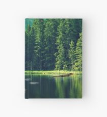 you can walk on water don't look down Hardcover Journal