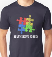 Autism Dad Unisex T-Shirt