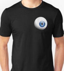 Blue eye ball T-Shirt