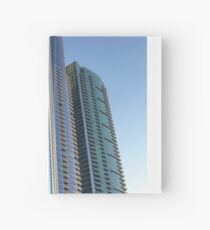 Blue Behemoth Hardcover Journal