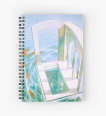diver's abode. Spiral Notebook