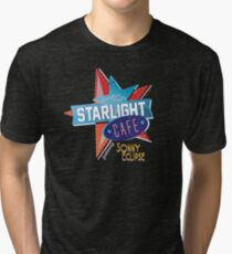 Cosmic Ray's // Sonny Eclipse Tri-blend T-Shirt