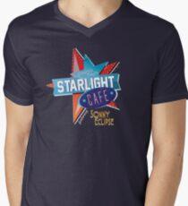 Cosmic Ray's // Sonny Eclipse Men's V-Neck T-Shirt