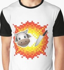 Cow Chop! Graphic T-Shirt