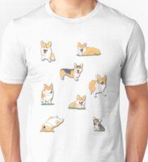 Corgi's Unisex T-Shirt