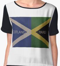 Scotland yard Chiffon Top