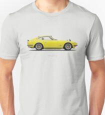 Fairlady 240z Yellow T-Shirt