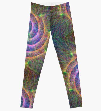 Optical lines Leggings