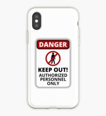 APO iPhone Case