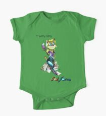 SolForce- The Witty Kitty One Piece - Short Sleeve