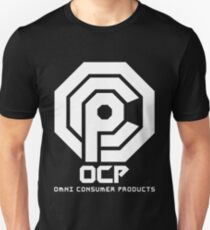 OCP - Omni Consumer Products T-Shirt