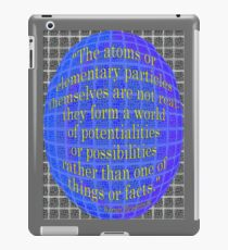 A World of POSSIBILITIES iPad Case/Skin