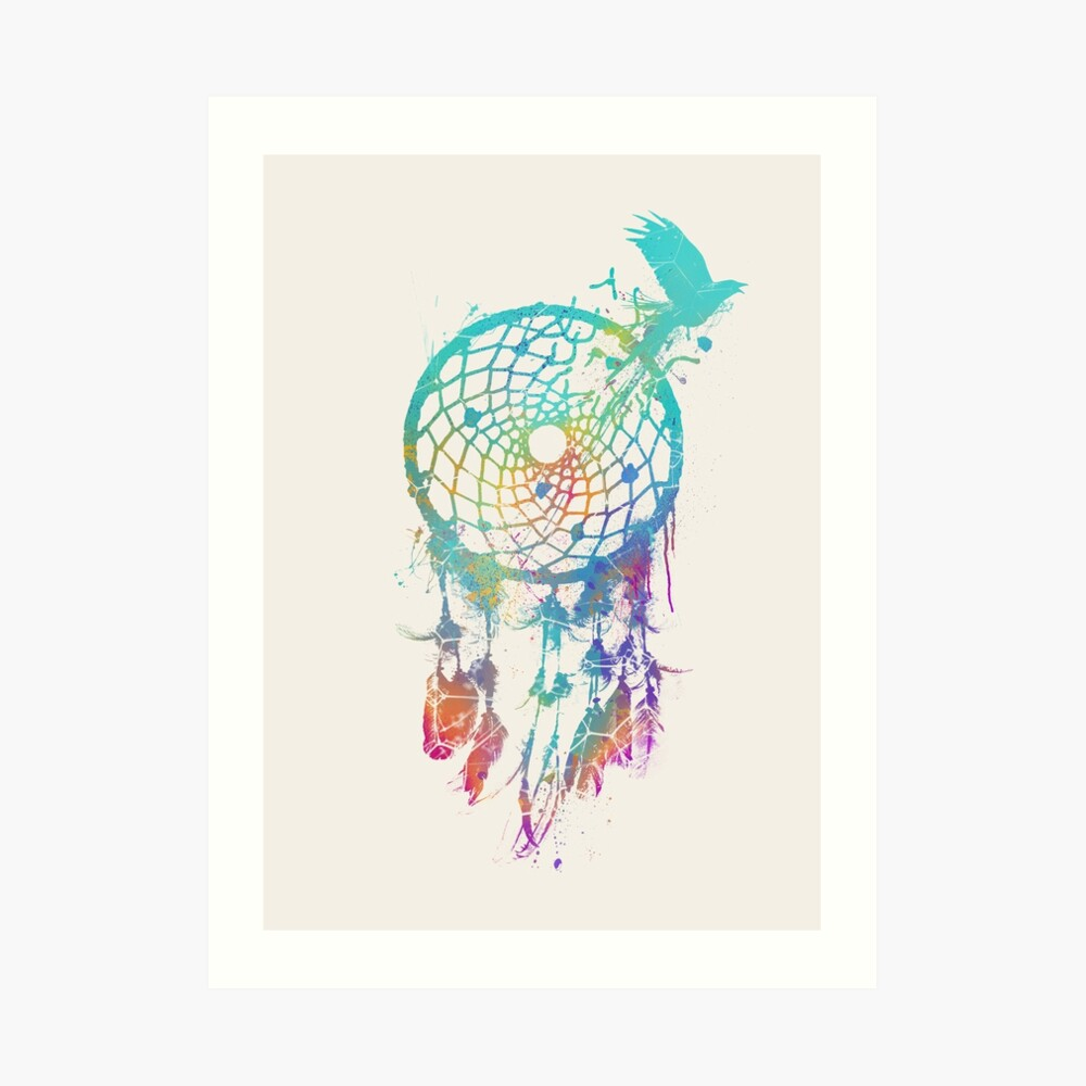 Dream Escape Lámina artística