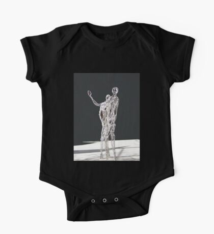 Silver Statues Kids Clothes
