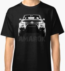 Volkswagen Amarok - Front view Classic T-Shirt