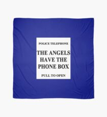 The Angels have the Phone Box Scarf