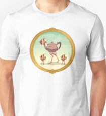 The Teapostrish Family Unisex T-Shirt