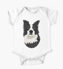 Beautiful Border Collie Kids Clothes