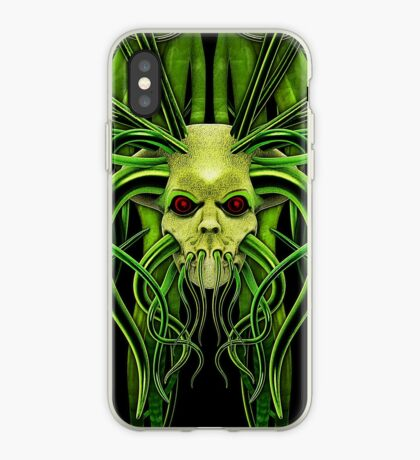 Cthulhu / Kraken Nightmare iPhone Case