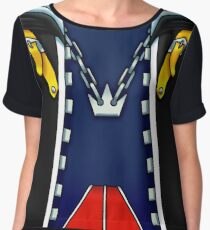 Sora T-Shirt (Kingdom Hearts 2) Chiffon Top