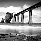 The Rail Bridge by Doug Cook