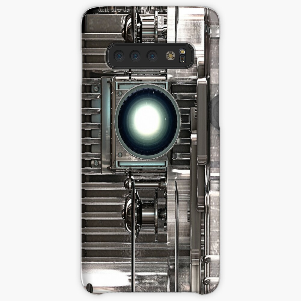 Vintage Film Projector - Steampunk / Sci-Fi style Case & Skin for Samsung Galaxy